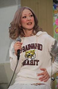 オセロ松嶋尚美、第2子妊娠発表後初イベントで「6ヶ月」報告…映画『はなかっぱ』公開アフレコ