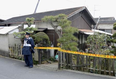 奈良、寝たきり妻を殺害容疑 介護の96歳夫を逮捕 - 47NEWS(よんななニュース)