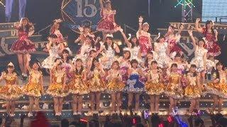 ハロプロライブにメンバー総出演 - YouTube