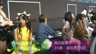 篠田麻里子のリアル - YouTube