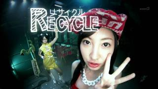 【AKB48】 CM AC 公共広告機構「3つのRで地球を救え! REDUCE REUSE RECYCLE」 - YouTube
