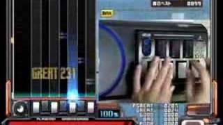 NORTH beatmania IIDX RED - YouTube