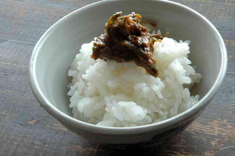 ふきのとう味噌(ふき味噌)のレシピ/作り方:白ごはん.com
