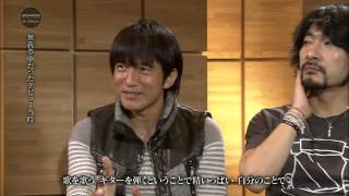 Mr.Children トーク - SONGS #121215 - YouTube