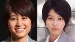 『イケメン♂パラダイス』前田敦子&堀北真希 比較動画 - YouTube