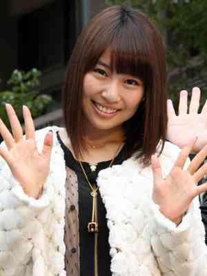 元AKB48増田有華、脱退後初ライブが決定!「夢がまた一つ叶ってすごく嬉しい」 - シネマトゥデイ