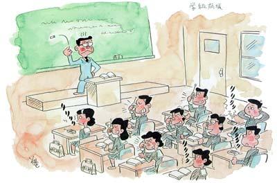 女子中学生、授業中に携帯電話さわり先生に注意されるも無視→授業終了後、先生が頭叩く→問題に…三重