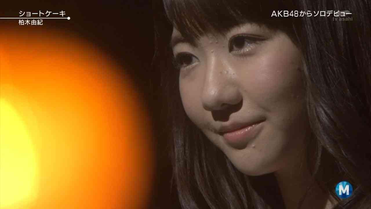 AKB48柏木由紀、ソロデビュー曲1位に「いろんな形で支えていただき感謝」www