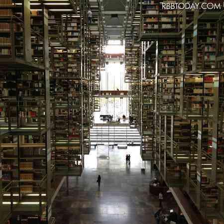 死ぬまでに一度は行ってみたい!世界のスゴすぎる図書館15選