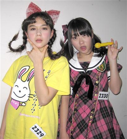 【HKT48】ロシアンハーフ美少女の村重杏奈、R-1敗退!「私って可愛いから、面白いって言われないで、可愛いって言われちゃう」