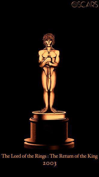 あなたはいくつ分かる? 歴代の受賞作品をモチーフにしたオスカー像が彩る「第85回アカデミー賞特別ポスター」が秀逸!!