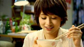 AK48 前田敦子 CM 丸美屋 家族のお茶漬け - YouTube