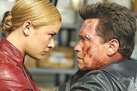 シュワルツェネッガー、吉田沙保里に「アクション映画のヒロインになれる。ハリウッドに働きかけてあげる」