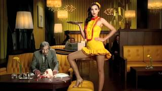 Miranda Kerr's Bizarre Japanese Advert for Lipton Limone Iced Tea - YouTube