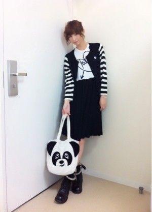 【AKB48】 篠田麻里子の私服姿がかわいすぎる! - NAVER まとめ