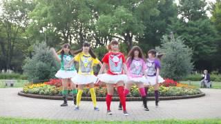 【CUTE BEAT】Z伝説~終わりなき革命踊ってみた【新作だZ!】 - YouTube