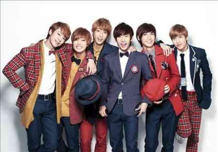 韓流グループ「BOYFRIEND」の新曲が人気アニメ「名探偵コナン」主題歌に