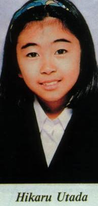 宇多田ヒカル、中学時代の画像をご覧くださいwww
