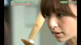 AKB篠田麻里子 - が後輩のドッキリに瞳孔開いてマジギレ! - YouTube