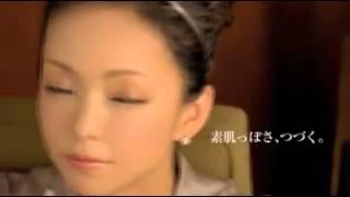 安室奈美恵 2月23日オンエアー KOSE ESPRIQUE 新CM Namie Amuro - YouTube