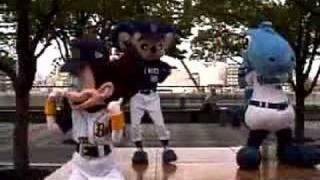 20070605ドアラのラジオ体操 - YouTube