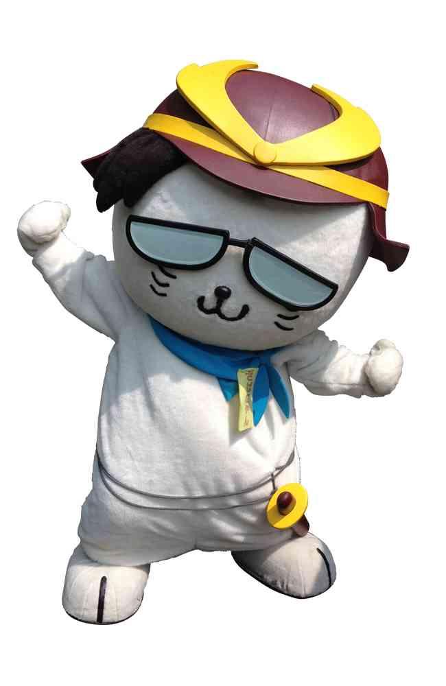 船橋市の非公式キャラクターふなっしーが酷いww