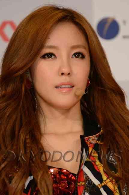 T-ARAのヒョミン、K-POP女性歌手初の邦画主演…今秋公開予定の映画「ジンクス!!!」