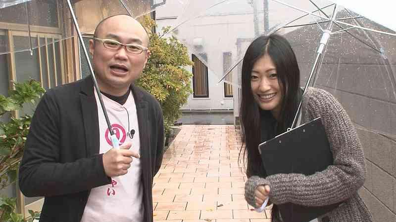 Gカップアイドルの矢崎まこと(28)、ブルマ姿の壇蜜に迫られる 初冠番組「壇蜜のエプロンディナー」