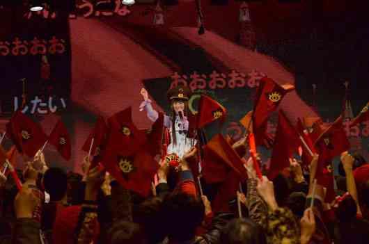 現役上智大学生・上坂すみれCDデビューへ!「同志諸君と楽しんでいきたい」