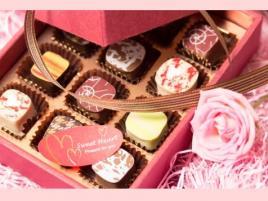 男子が喜ぶチョコの渡し方1位は? | web R25