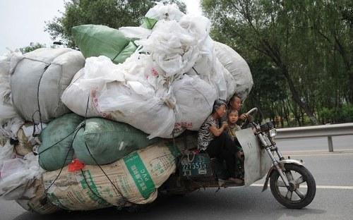 中国が世界に誇る過剰輸送技術 写真14枚