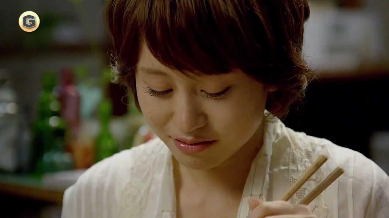 30s AKB48 前田敦子 CM お茶漬け 丸美屋 「母からの荷物」 - YouTube