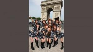 モーニング娘。 : 「鳥肌が立ちました!」 モーニング娘。のパリ公演に4000人が大興奮 / BARKSニュース