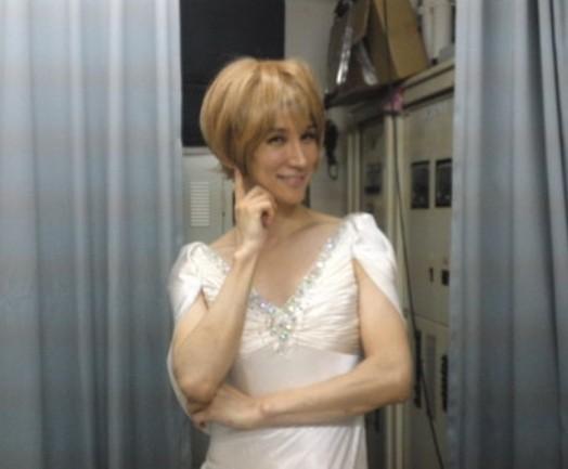瀬川瑛子(64)の奇跡の1枚ww