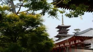 薬師寺  【東儀秀樹 異郷の風】 - YouTube