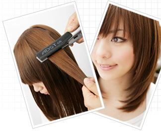 ここが知りたい!デジタルアイロン『アドストDS』Q&A〜かわいい→キレイのサラつや髪- らしさ -
