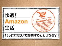 「快適!Amazon生活」1ヶ月ココだけで買物するとどうなる?: 週間番組表 : 番組情報 : テレビ東京