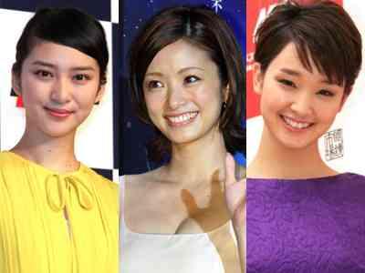 2012年のCM女王は?「タレント別テレビCM露出量」発表!