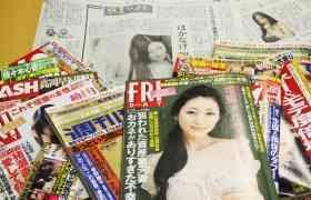 「エロスの女王」どこ見ても壇蜜、壇蜜、壇蜜 週刊誌にテレビ、朝日新聞まで…