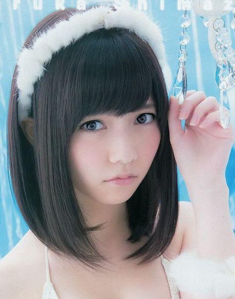 握手レーンのAKB48島崎遥香が酷すぎww