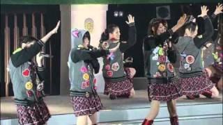 Berryz Koubou chant guide - Otakebi Boy WAO! - YouTube