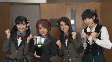 AKB48、ゴールドディスク大賞連覇!高橋みなみ「沢山の人にCDを買って頂いた」