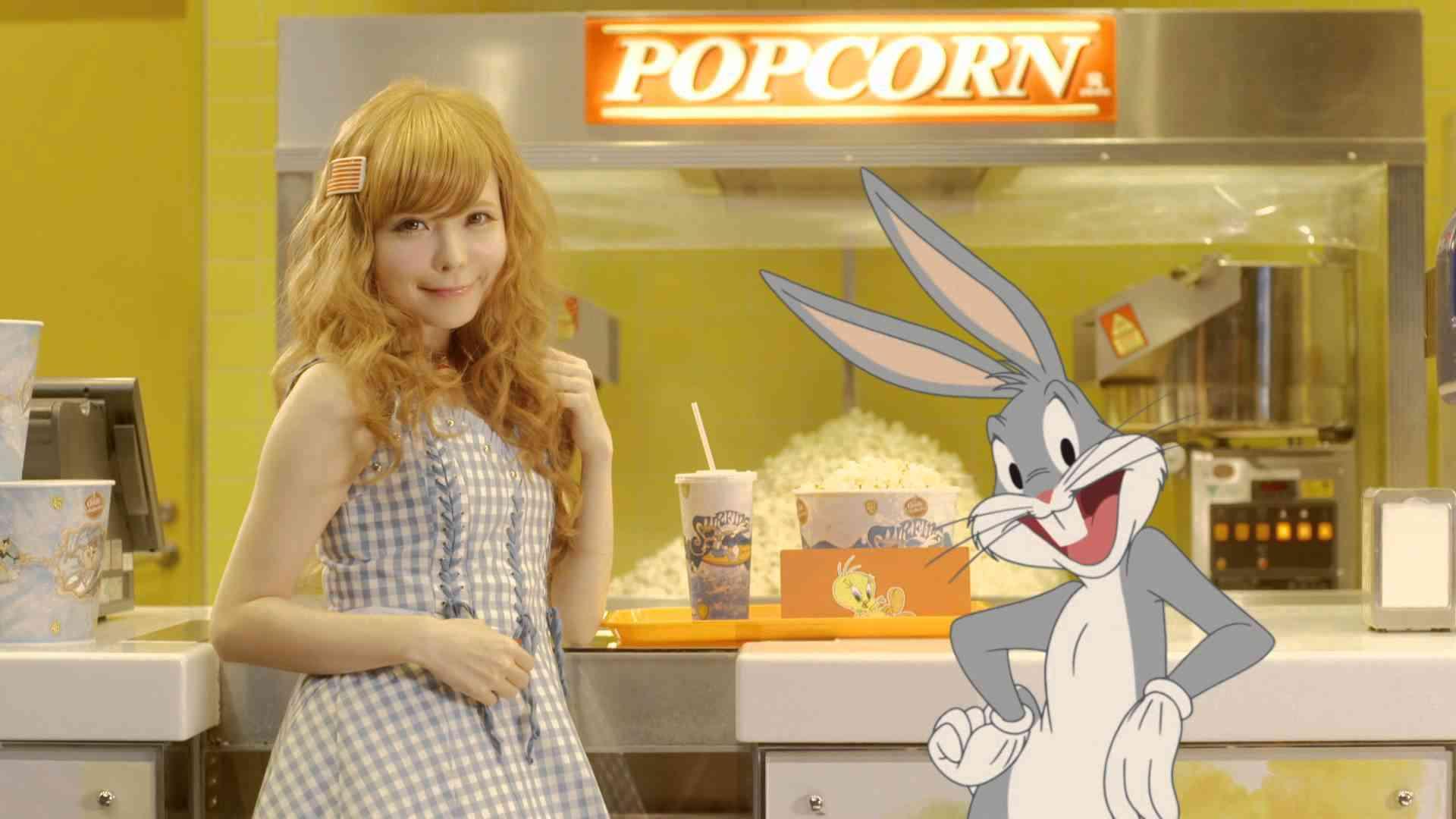 Milky Bunny「ねぇかまって?」バッグス・バニースペシャルコラボムービー - YouTube