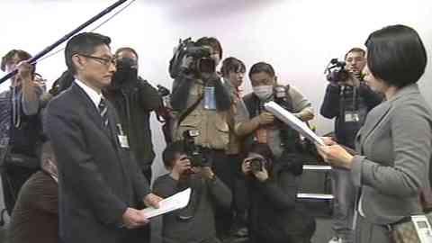 「「保育園に入れない」 足立区でも異議申し立て」 News i - TBSの動画ニュースサイト