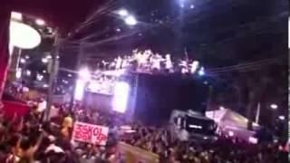 サルバドールのカーニバルPSY    2013年2月 - YouTube