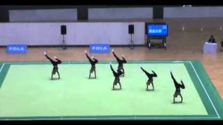 The Worlds Most Amazing Asian Synchronized Dancers - YouTube