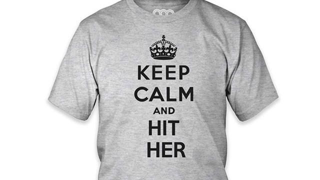 イギリス通販サイトに「レイプ」Tシャツ 販売元が謝罪