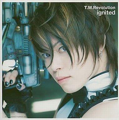 T.M.Revolution・西川貴教(42)の新作ジャケットがwww