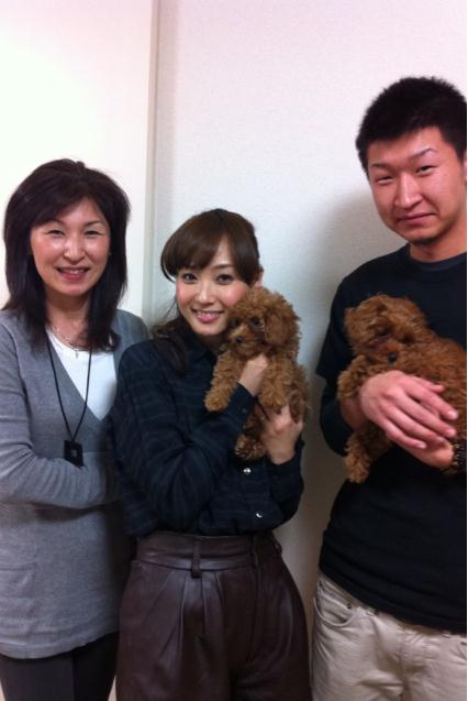 藤本美貴が夫・庄司智春とデートで少女時代のライブへ!
