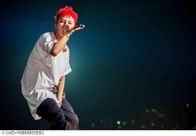「列島征伐」韓流グループBIGBANGのメンバー『G-DRAGON』が8月に日本ソロデビュー